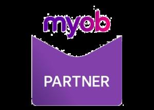 Myob Partner Logo